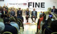 Presentación de la I edición de la Feria Internacional de Enoturismo FINE