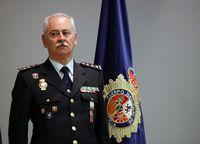 Toma de posesión del nuevo comisario provincial del CNP en Valladolid