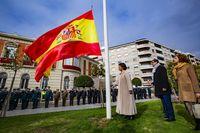 Celebración del Día de la Constitución en Ciudad Real