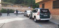 Operación antidroga en Segovia