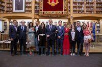 Toma de posesión de Darío Dolz como alcalde de Cuenca