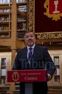 investidura de alcaldia cuenca 2019, dartio dolz