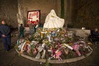 Ofrenda Floral Santa Teresa
