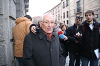El expresidente de Caja Segovia, Atilano Soto.