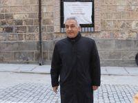 El exsecretario de Caja Segovia, Antonio Tapias.