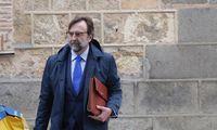 El exdirector general de Caja Segovia, Manuel Escribano.