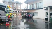 La lluvia empañó pero no impidió la celebración en Guardo