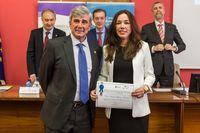 El CES y las cuatro universidades públicas entregan el Premio de Investigación