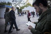 Entrega de la primera edición del Premio de Poesía Tino Barriuso - Diario de Burgos