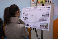 Fotos de las mejoras en el Barrio del Pilar