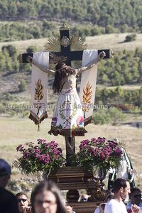 Gran participación en esta tradición religiosa