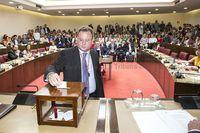 Pleno de investidura del Ayuntamiento de Albacete