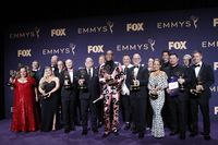 Press Room - 71st Primetime Emmy Awards
