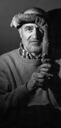 Miguel Ángel Moreno, carpintero.