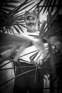 Pablo Jorge Delgado, gerente de la Unidad Especial de Jardines.