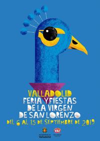 Presentación del cartel de las Ferias y Fiestas de la Virgen de San Lorenzo 2019