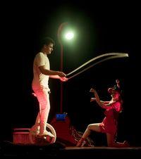Última función del Festival de Teatro de Urones de Castroponce