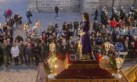 Procesión de Medinaceli. Semana Santa.