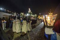 Procesión del Miserere. Semana Santa.