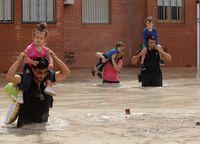 Evacuan la pedanía de Almoradí y desalojos en ocho municipios de Alicante
