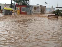 Inundaciones en la localidad murciana de San Pedro del Pinatar a causa del temporal de gota frÁa, a 13 de septiembre de 2019.