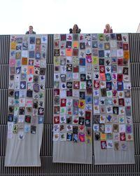 La Fundación Intras presenta una creación artística colectiva