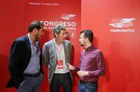 Congreso extraordinario del PSOE de Valladolid