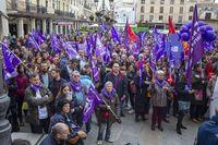 8M concentración en el dÁa internacional de la mujer,mujeres