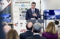 Visita del presidente del Gobierno al Instituto Tecnológico de Castilla y León