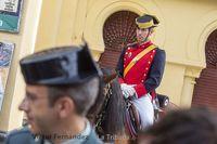 Exhibición de especialidades y procedimientos de actuación de la Guardia Civil
