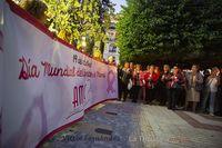 Día internacional del cáncer de mama y Marcha Rosa