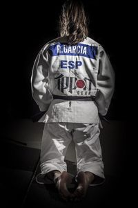 Rocío García, Judoca.