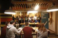 Presentación de las candidaturas de Valladolid Toma la Palabra