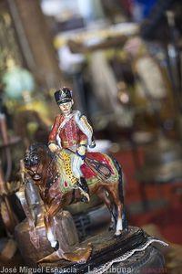 Feria de antigüedades Antigua