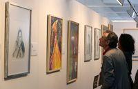 Exposición 'Taurokathapsia', de Luis Alberto Calvo