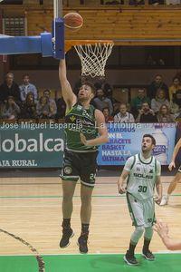 El Albacete Basket se impuso al JFG La Roda