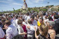 Procesión de la Virgen de las Vacas, baile de El Gato Montés.