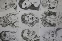 Caricaturas por sonrisas