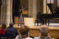 """Concierto de violín y piano """"Conversaciones íntimas"""""""