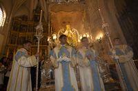 Procesión de la Virgen del Prado