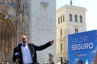 Pablo Casado en Valladolid
