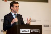 Entrega del Premio 'Mejor Comunicador del Año' de la UEMC