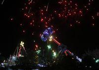 Valladolid estrena fuegos artificiales