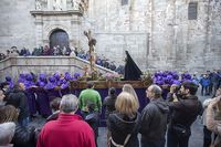 Procesión de los Estudiantes, Semana Santa.