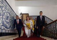 La primera alcaldesa de Talavera