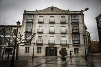 Firma del convenio entre Ayuntamiento y FUNDOS para la gestión del Centro Cultural Gaya Nuño