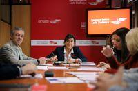 Reunión de los secretarios provinciales de Organización del PSOECyL