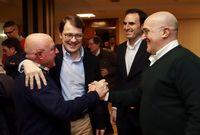 Presentación de los candidatos del PP de la comarca de Medina del Campo
