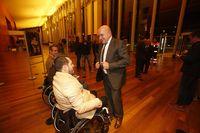 Homenaje de ASPAYM a Julio Herrero Bermejo