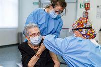 Comienza la vacunación contra el coronavirus en Segovia